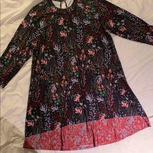 Catherine Catherine Malandrino Paisley dress